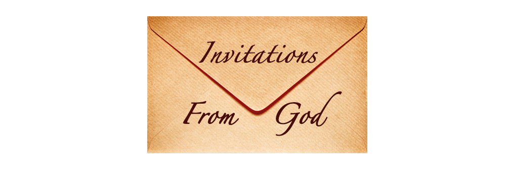 Invitations from god lenten sermon small group series oak leaves stopboris Choice Image