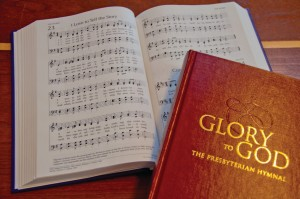 hymnal dedication